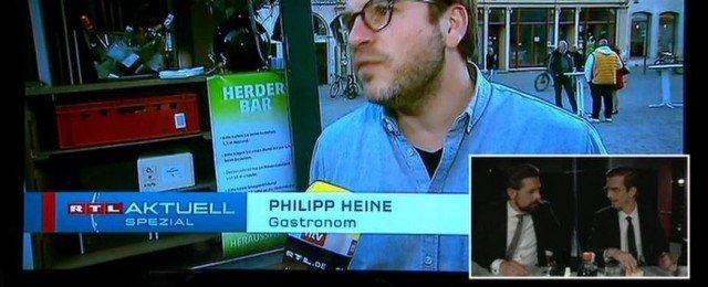 """Entertainer präsentieren """"ProSieben RTL Spezial mit Pfiff"""""""