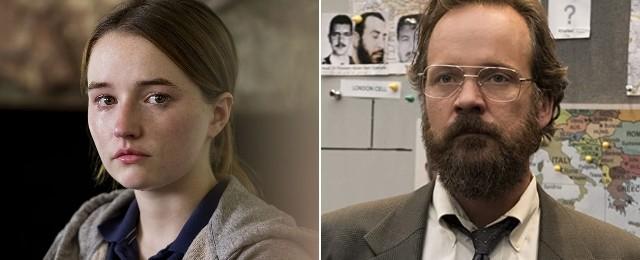 Kaitlyn Dever und Peter Sarsgaard neben Michael Keaton in Drogen-Miniserie