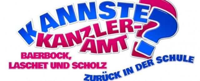 """""""Kannste Kanzleramt?"""": Baerbock, Laschet und Scholz stellen sich Schülerfragen"""