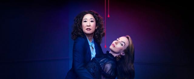 Zügiger Import der neuen Folgen mit Sandra Oh und Jodie Comer