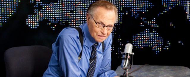 Larry King mit 87 Jahren verstorben