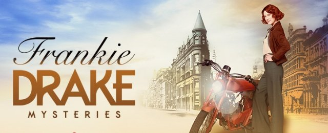 """Frankie Drake Mysteries"": CBC stellt Serie mit Lauren Lee Smith ein"