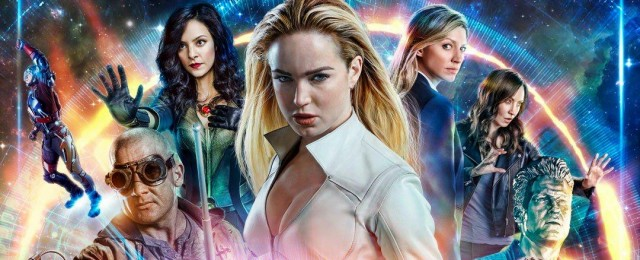 """Legends of Tomorrow"": Teaser-Trailer zu Staffel sechs"