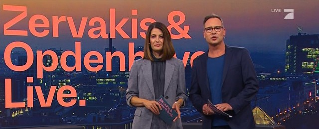 """""""Zervakis & Opdenhövel. Live."""": Bunt, bewegend und ein bisschen zu bierlastig"""