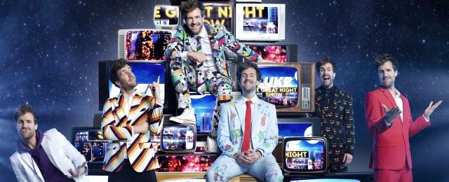 """""""Luke! Die Greatnightshow"""": Mockridge feiert das Fernsehen und spielt """"Familien-Duell"""""""