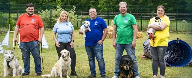 Abspecken mit Hund, Herrchen und Bendel: Sat.1 startet neue Doku-Soap