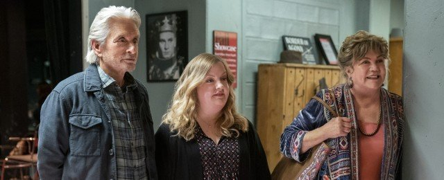Kathelen Turner besucht dritte und letzte Staffel der Netflix-Serie