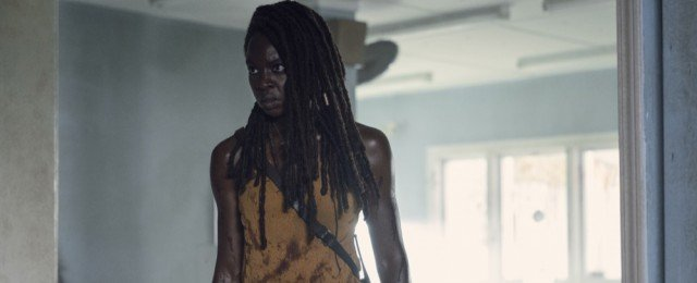 """The Walking Dead"" enthüllt ""Michonnes Weg"""
