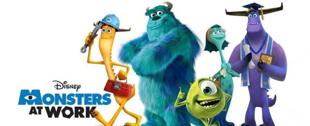 """[UPDATE] """"Monster bei der Arbeit"""": Trailer zur """"Die Monster AG""""-Fortsetzung bei Disney+"""
