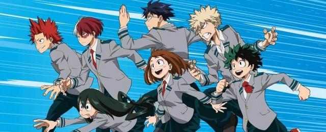 """My Hero Academia"": ProSieben Maxx kündigt Anime-Nachschub an"