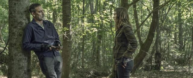 """""""The Walking Dead"""": Negan wird zu Maggies Lehrer"""
