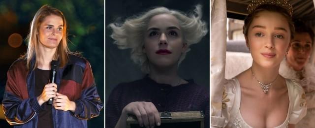 """Netflix-Highlights im Dezember: Hazel Brugger, """"Mank"""" und Finale von """"Chilling Adventures"""""""