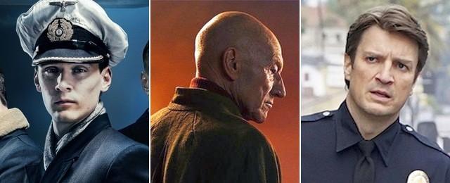 """Von mörderischen Frauen und Schläferagenten, von Rookies bis Legende """"Picard"""""""