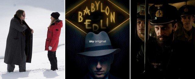 """Eigenproduktionen neben """"Babylon Berlin"""", """"Der Pass"""" und """"Das Boot"""""""