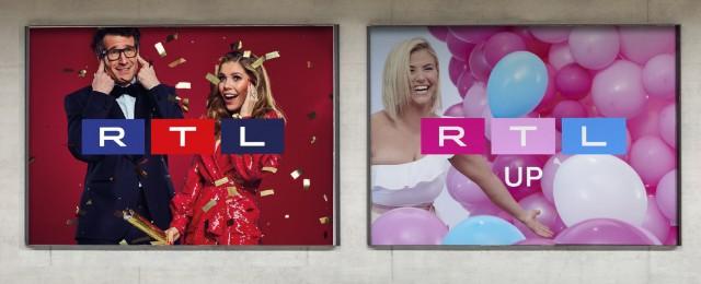 Aus TVNOW wird RTL+: Sendergruppe RTL Deutschland führt neues Logo-Design ein