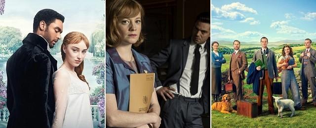 Die 6 wichtigsten Serien im Dezember