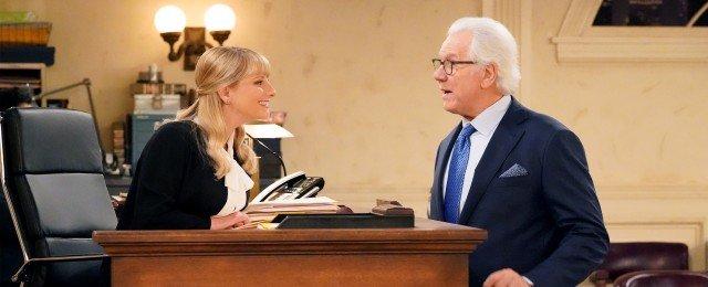 """Melissa Rauch spielt Tochter von Harry Stone in """"Night Court""""-Revival"""