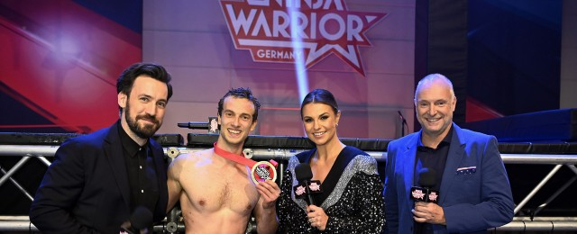 "Quoten: Starkes Finale von ""Ninja Warrior Germany"" bei RTL"