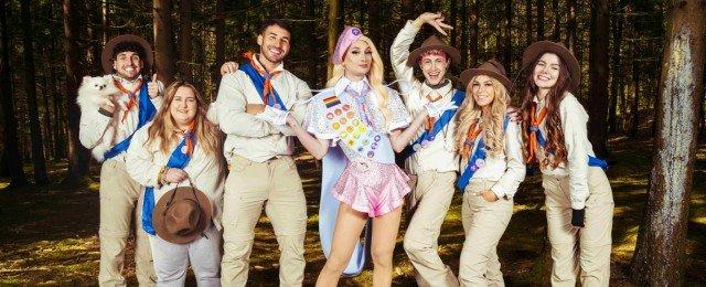 Neue Realityshow mit Dragqueen Candy Crash als Camp-Leiterin