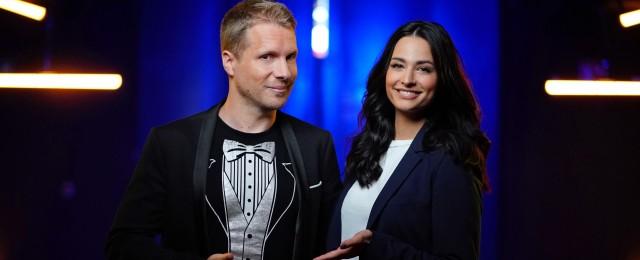 30 Personen pro Ausgabe live in RTL-Late-Night-Show