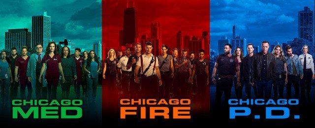 """Deutschlandpremieren von """"Chicago Fire"""", """"Chicago P.D."""" und """"Chicago Med"""" gehen weiter"""