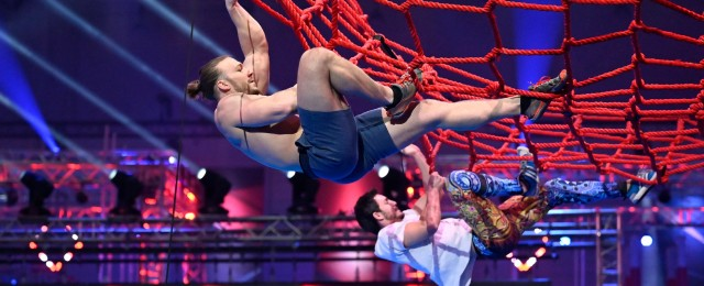 "Allstars-Ableger von ""Ninja Warrior Germany"" startet an Ostern"