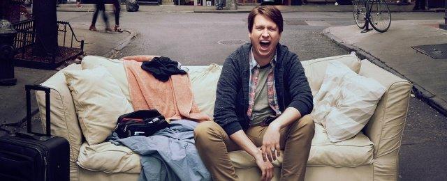 Glückloser Comedian übernachtet auf Sofas von Erfolgs-Comedians
