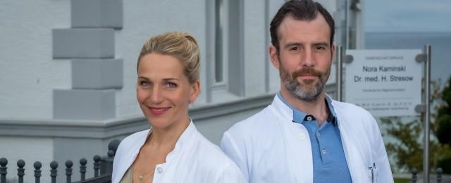 """Praxis mit Meerblick"": Zwei neue Folgen mit Tanja Wedhorn fertig abgedreht"