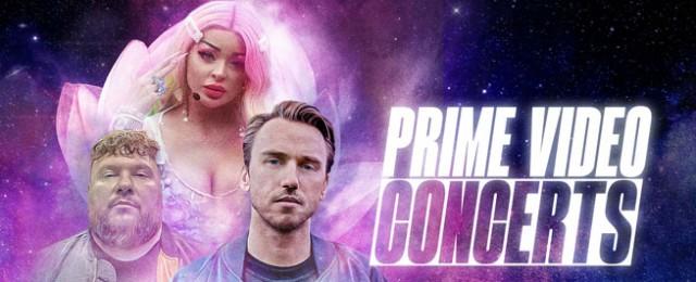 """Katja Krasavice, Clueso und Co.: Neue """"Prime Video Concerts"""" schon ab dieser Woche"""