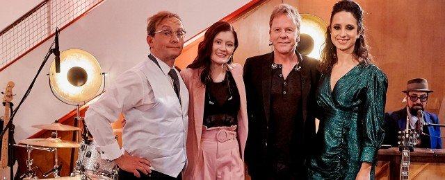 """""""Privatkonzert"""": Stephanie Stumph und Wigald Boning begrüßen ab Mai Kiefer Sutherland, Gil Ofarim und Co."""