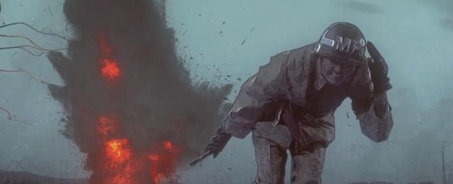 """[UPDATE] """"Der Befreier"""": Netflix mit neuem Trailer zu Weltkriegs-Drama in neuem Animationsstil"""