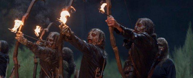 """""""The Walking Dead"""": Es kommt zur Konfrontation """"Von Angesicht zu Angesicht"""""""