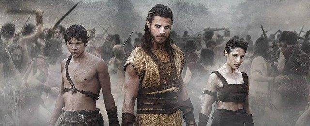 Serie um die Vorgeschichte der Gründung Roms wird weiterhin auf Latein gedreht