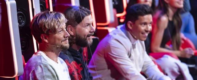 """The Voice of Germany"": Positiver Corona-Test bei Samu Haber"
