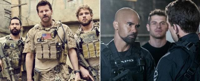 """""""S.W.A.T."""" kehrt früher zu CBS zurück, nachdem """"Survivor"""" ins Wasser fällt"""