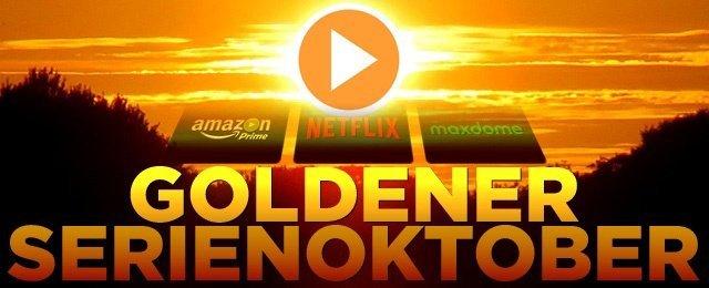 Serienempfehlungen bei Amazon, Netflix und maxdome