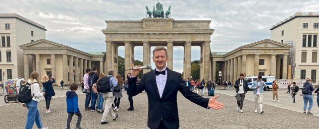 """""""Showtime, Herr Kessler!"""": Zweite Ausgabe der Samstagabendshow am Freitag"""