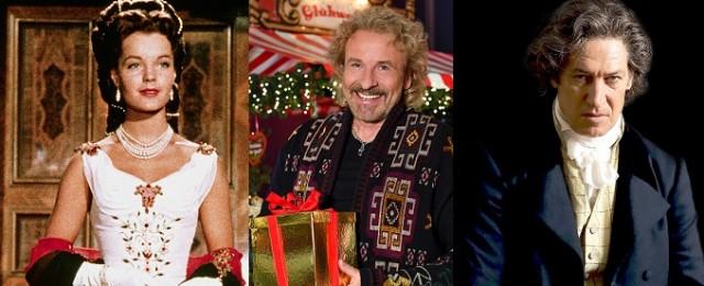 ARD-Weihnachtsprogramm 2020: Sissi, Gottschalk und Beethoven