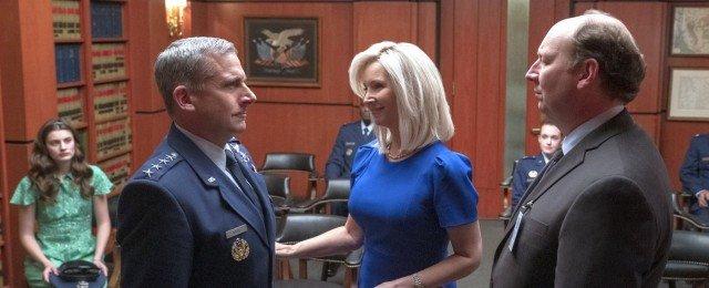 """""""Space Force"""": Netflix-Comedy enthüllt Starttermin und Lisa Kudrow als Hauptdarstellerin"""