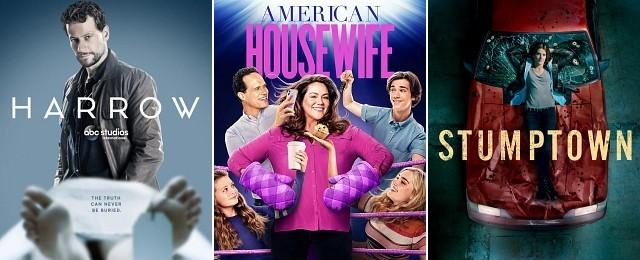 """""""Harrow"""", """"Stumptown"""" und """"American Housewife"""": Neue Staffeln """"on Demand"""" im November"""