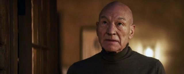 """""""Star Trek: Picard""""-Darsteller Patrick Stewart nutzt Corona-Pause für Autobiografie"""