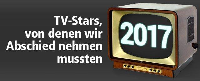 Erinnerung an verstorbene herausragende Fernsehschaffende