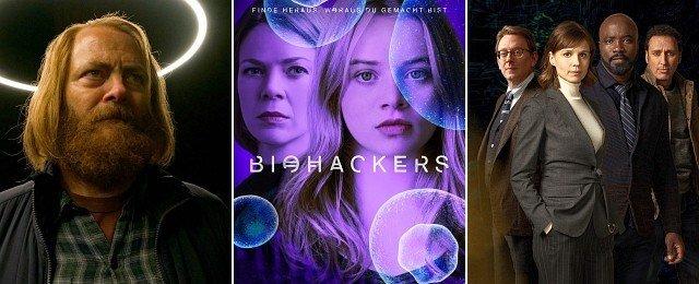"""Von """"Biohackers"""" bis """"Devs"""", von """"Evil"""" bis """"Dirty John"""""""