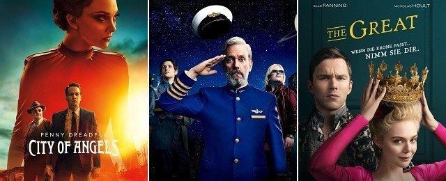 Die 5 wichtigsten Serien im Juni