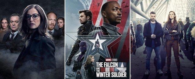 """Von """"The Falcon and the Winter Soldier"""" bis """"Invincible"""", von """"8 Zeugen"""" bis """"Beforeigners"""""""