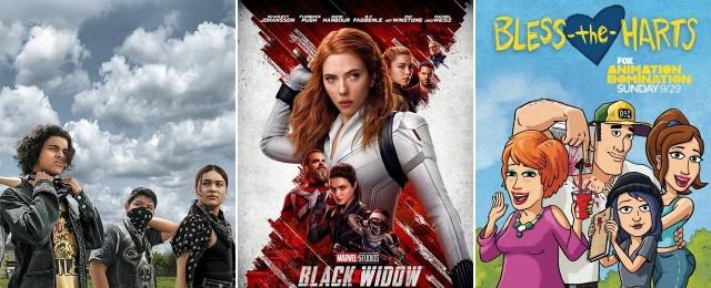 """Disney+- und Star-Highlights im Oktober: """"Black Widow"""", FOX-Erbschaft und Halloween mit """"Star Wars"""" und """"Muppets"""""""