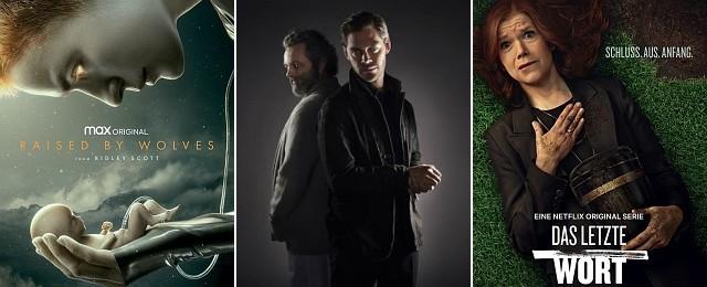 Die 8 wichtigsten Serien im September