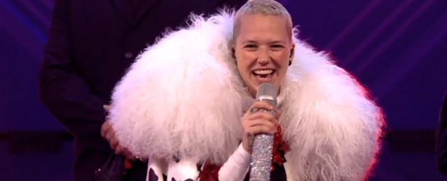 """Erste Enthüllung bei """"The Masked Singer"""": Der Dalmatiner ist Stefanie Heinzmann!"""