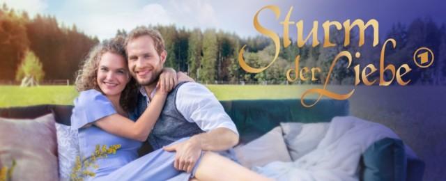 """""""Sturm der Liebe"""": ARD enthüllt neues Hauptdarsteller-Paar"""