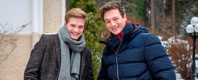 Patrick Dollmann und Jeroen Engelsman verstärken ARD-Telenovela